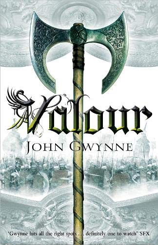 9780230758469: Valour: Book Two of The Faithful and the Fallen
