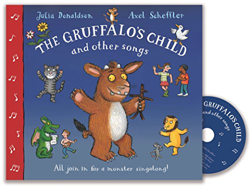 9780230758759: The Gruffalo's Child and Other Songs
