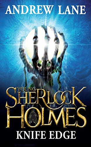 9780230758872: Knife Edge (Young Sherlock Holmes)