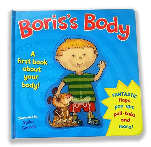 9780230759176: Boris's Body: A first body book.