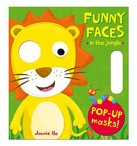 9780230759312: Funny Faces: In the Jungle