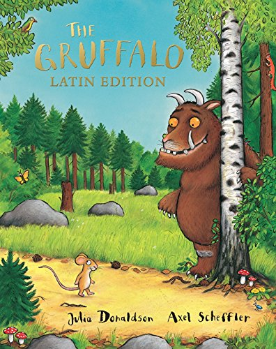 9780230759329: The Gruffalo Latin Edition