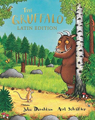 9780230759329: The Gruffalo: Latin Edition