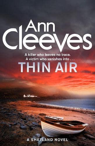 Thin Air: Ann Cleeves