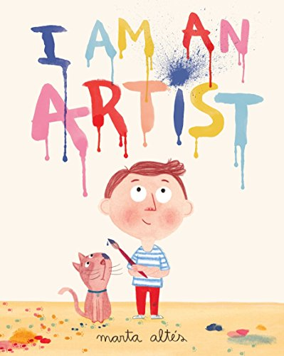 9780230760400: I Am an Artist!. by Marta Altes