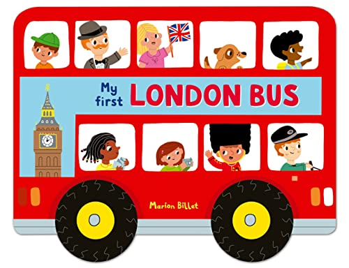 9780230760578: Whizzy Wheels: My First London Bus