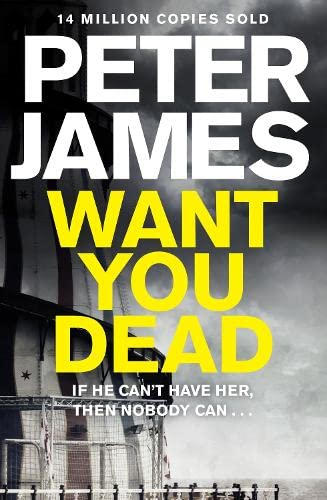 WANT YOU DEAD - SIGNED, DATED & LOCATED FIRST EDITION FIRST PRINTING