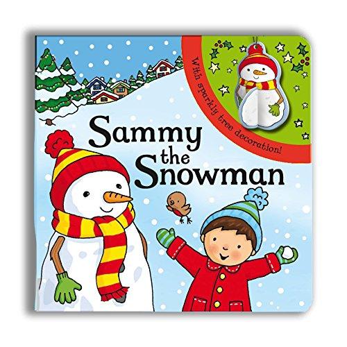 9780230760622: Sammy the Snowman! (Sparkly Christmas)