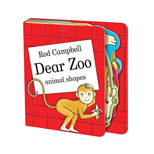 9780230760837: Dear Zoo Animal Shapes