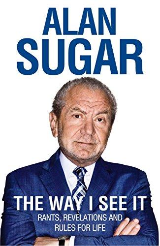9780230760899: World According to Alan Sugar