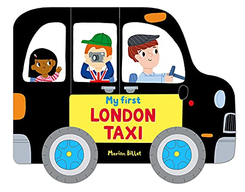 9780230761032: Whizzy Wheels: My First London Taxi