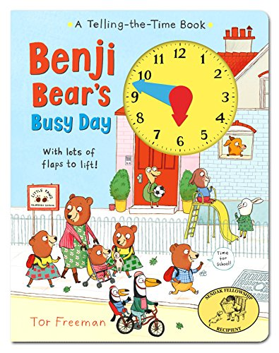 9780230761049: Benji Bear's Busy Day