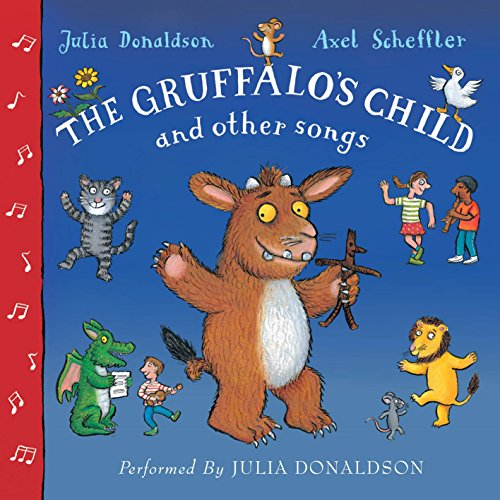 9780230761735: The Gruffalo's Child Song and Other Songs