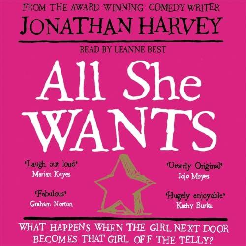 9780230763319: All She Wants