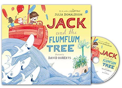 9780230763937: Jack and the Flumflum Tree Book and CD Pack (Book & CD)