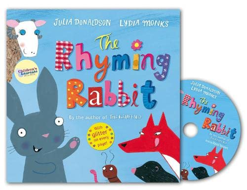 9780230763951: The Rhyming Rabbit Book and CD Pack