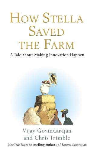 9780230764293: How Stella Saved The Farm: Tale About Making Innovation Happen
