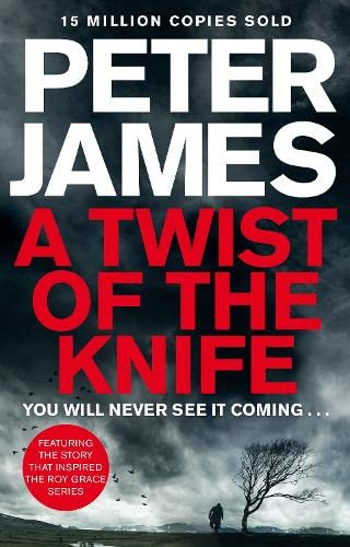 A TWIST OF THE KNIFE - THE COLLECTION OF SHORT STORIES - SIGNED, LINED & DATED FIRST EDITION FIRS...