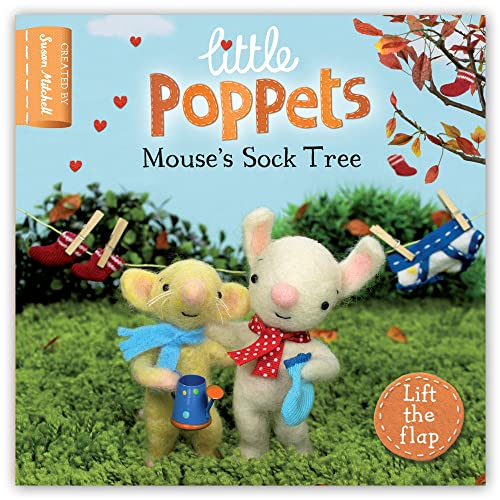 Little Poppets Sock Tree: Metcalf, Paula