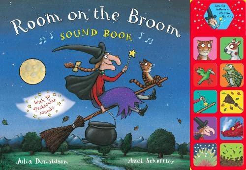 9780230766242: Room on the Broom Sound Book