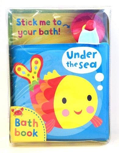 9780230766594: Under the Sea! A bath book: A reversible, fold-out book that sticks to your bath!