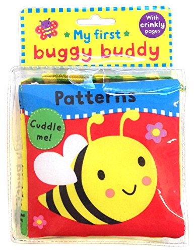 9780230766624: My First Buggy Buddy: Patterns: A crinkly cloth book for babies!