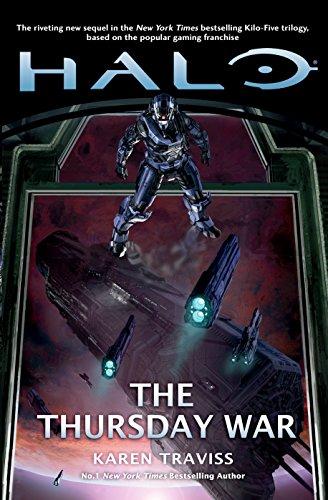9780230767096: Halo: The Thursday War