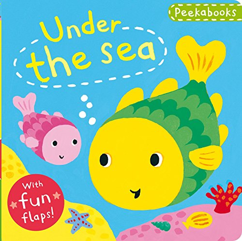 9780230767140: Peekabooks: Under the Sea: A lift-the-flap board book