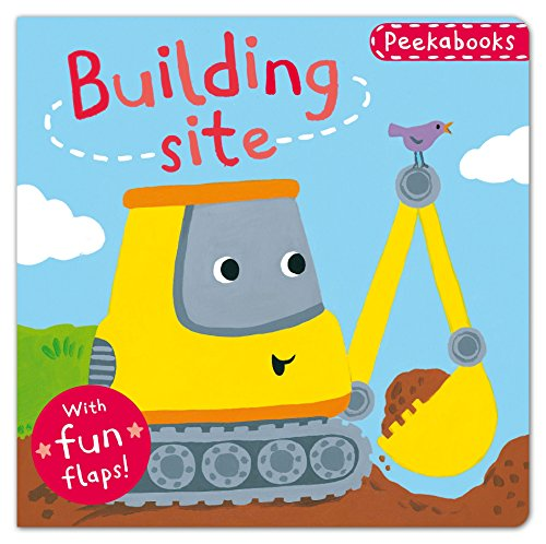 9780230767164: Peekabooks: Building Site: A lift-the-flap board book