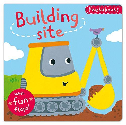 9780230767164: Peekabooks: Building Site
