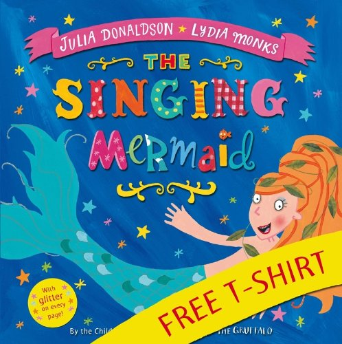 9780230767898: Singing Mermaid With Exc T Shirt