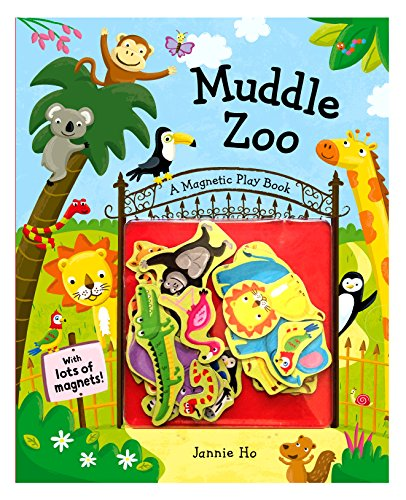 9780230767911: Muddle Zoo: A magnetic playbook (Magnetic Playbooks)