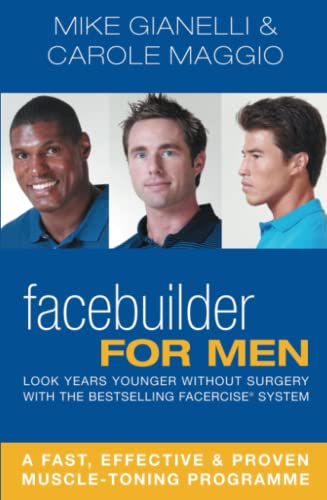 9780230768208: Facebuilder for Men: Look Years Younger without Surgery