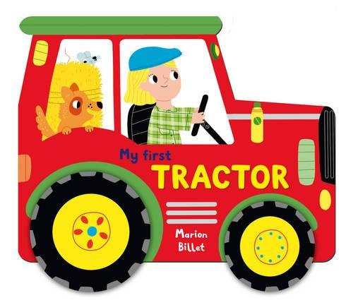 9780230768642: My First Tractor (Whizzy Wheels)