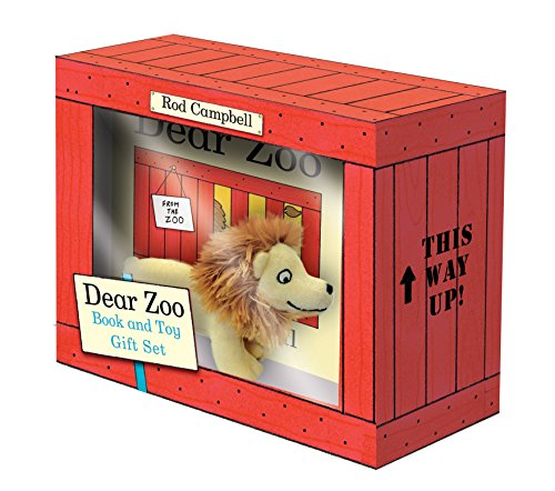 9780230769199: Dear Zoo Book and Toy Gift Set