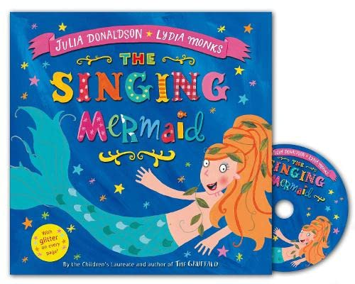9780230769779: The Singing Mermaid Book and CD Pack