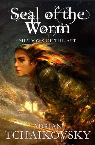 9780230770010: The Seal of the Worm (Shadows of the Apt)