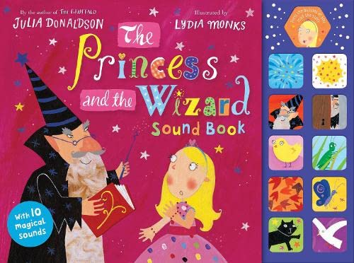 9780230770201: The Princess and the Wizard Sound Book