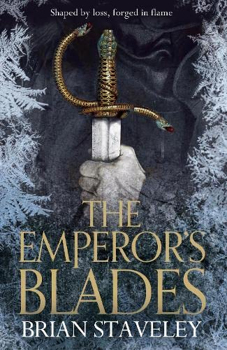 THE EMPEROR'S BLADES - THE CHRONICLE OFTHE: STAVELEY Brian