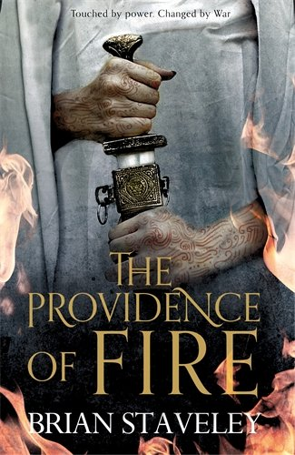 9780230770430: The Providence of Fire: Chronicle of the Unhewn Throne: Book Two (Chronicles of the Unhewn)