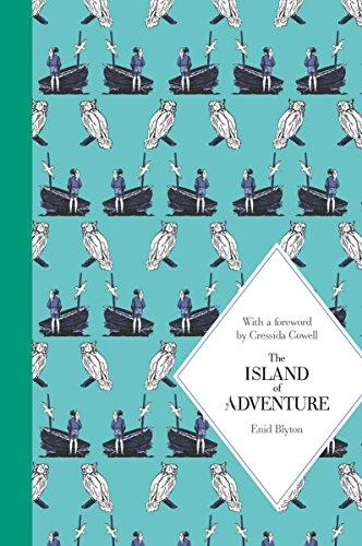 9780230770706: The Island of Adventure: 70th Anniversary (Adventure Series)