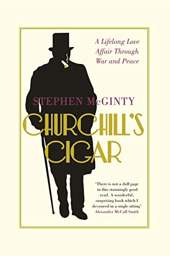 9780230772441: Churchill's Cigar