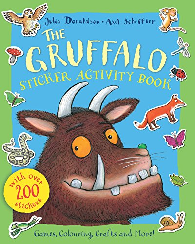 9780230772489: The Gruffalo Sticker Activity Book