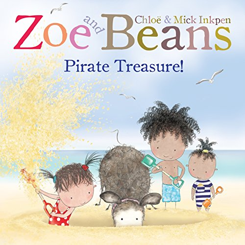 9780230772854: Zoe and Beans: Pirate Treasure!