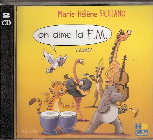 9780230902480: On Aime la FM Vol.6 --- Formation Musicale