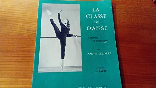 9780230942578: Classe de danse Volume 1 - La barre