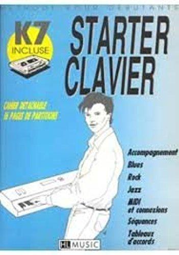 9780230952300: Starter clavier