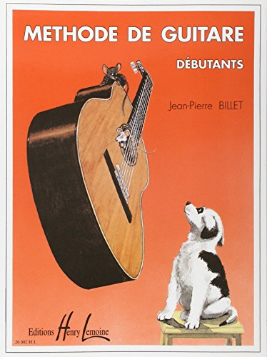 9780230960022: METHODE DE GUITARE DEBUTANTS