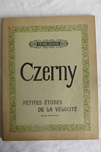 9780230960596: Petites études de la vélocité Op.636 - Choudens