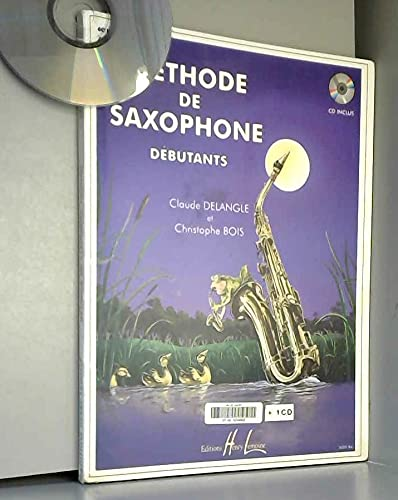 9780230965096: METHODE DE SAXOPHONE DEBUTANTS (+CD)